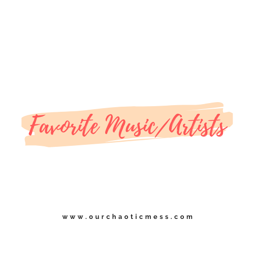 Favorite Music &Artists