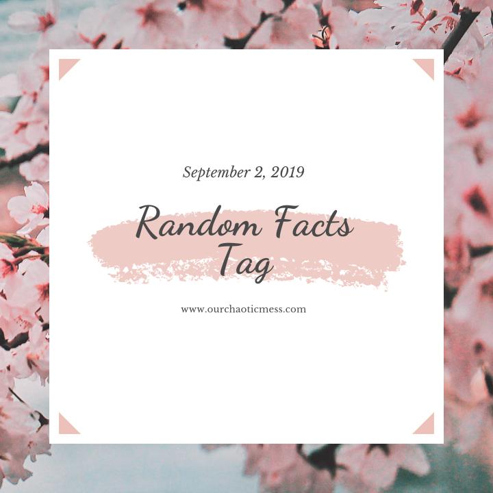 Random Facts Tag!