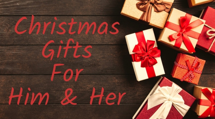 Gift Ideas For Him &Her