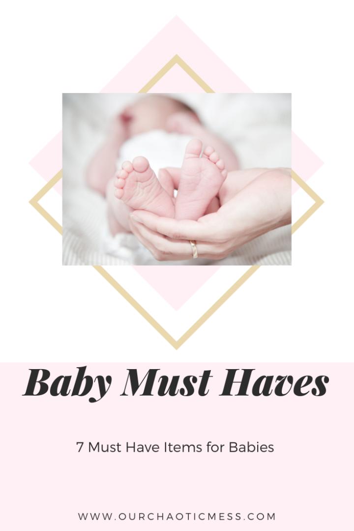 7 Baby Items Every New MomNeeds